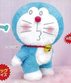 Doraemon Pastel Big Plush