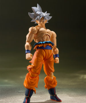 Dragon Ball Super SH Figuarts Goku Ultra Instinct