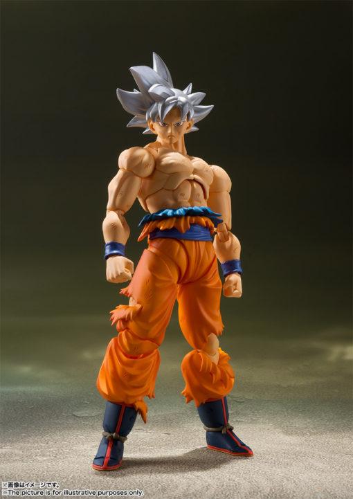 Dragon Ball Super SH Figuarts Goku Ultra Instinct
