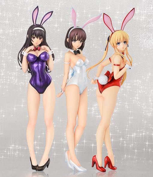 Eriri Spencer Sawamura Bare Leg Bunny Ver