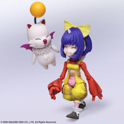 Final Fantasy IX Bring Arts Eiko & Quina