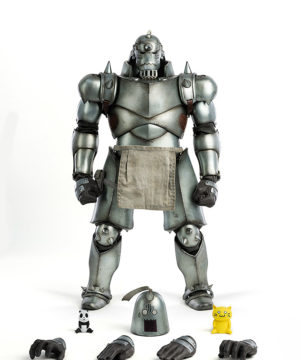 Fullmetal Alchemist Brotherhood Alphonse Elric