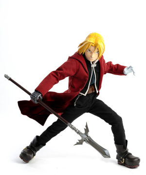 Fullmetal Alchemist Brotherhood Edward Elric