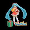 Hatsune Miku Christmas 2019 SPM Figure