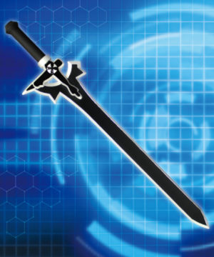 Kirito Elucidator Replica Foam Sword