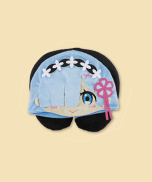 Neck Pillow with Hoodie REM
