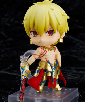 Nendoroid Archer Gilgamesh Third Ascension Ver