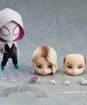 Nendoroid Spider-Gwen Spider-Verse Ver DX