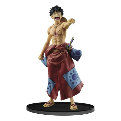 One Piece BWFC Luffy Special