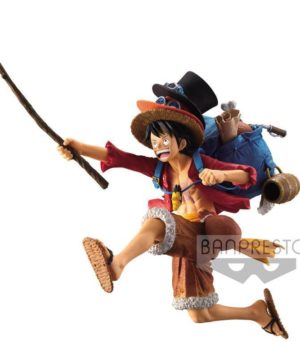 One Piece - Monkey D Luffy One Piece Mania
