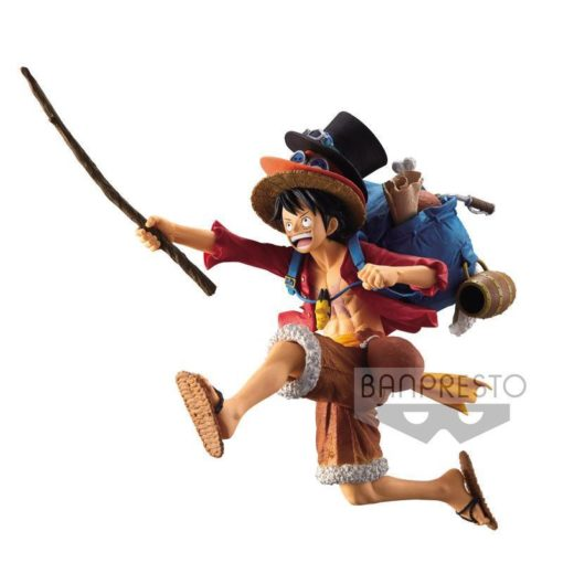 One Piece - Monkey D Luffy One Piece Mania