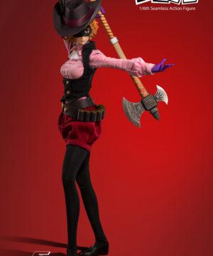 Persona 5 Noir Seamless Action Figure