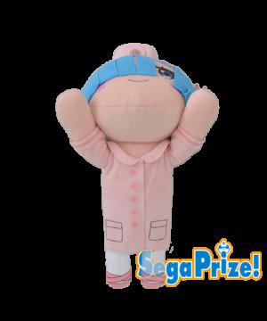 REM Nurse Nesoberi Plush Pink Ver