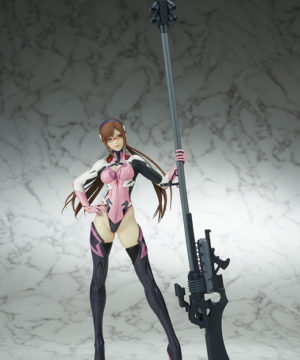 Rebuild of Evangelion Mari Illustrious Makinami
