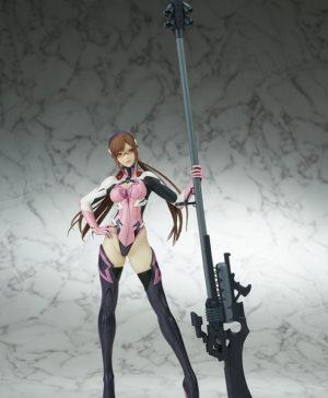 Rebuild of Evangelion Mari Illustrious Makinami