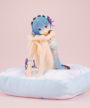Rem Birthday Blue Lingerie Ver