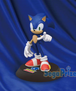Sonic The Hedgehog PM Figure