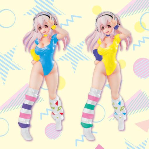 Super Sonico 80's Figure