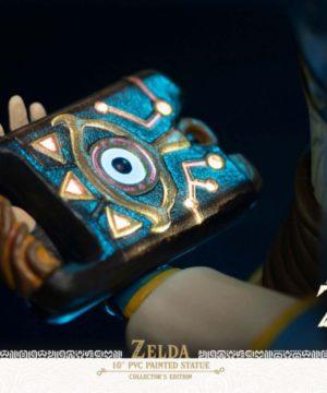 Zelda Breath of the Wild Vinyl Statue
