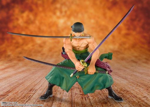 Figuarts Zero Roronoa Zoro Pirate Hunter