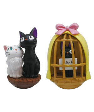 Kiki Delivery Service Fun and Swaying Jiji and Lily