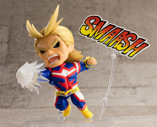 Nendoroid All Might