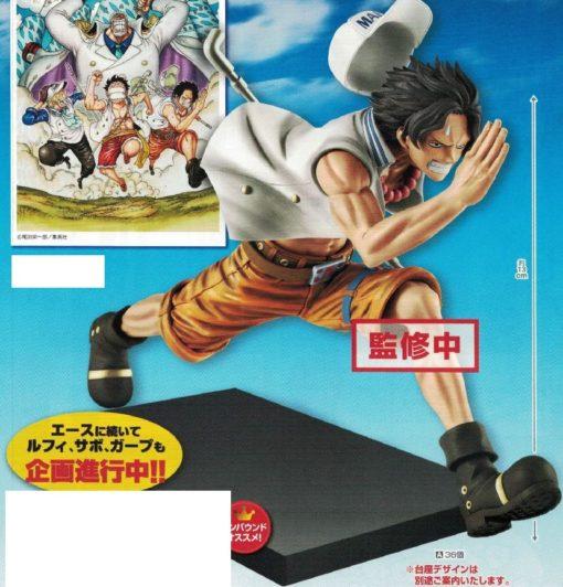 One Piece - Magazine Figure Ace - One Piece of Dreams Vol 1