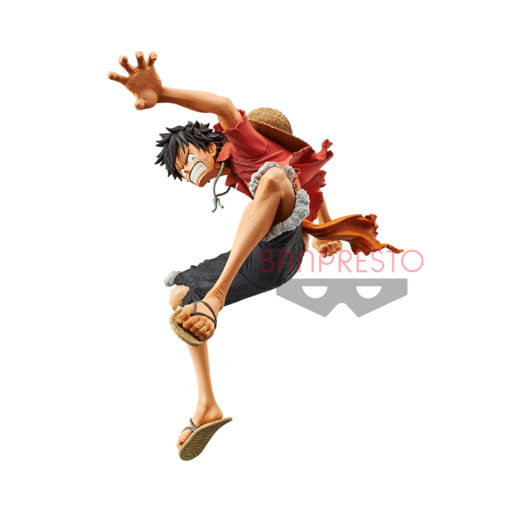One Piece Stampede King of Artist Luffy