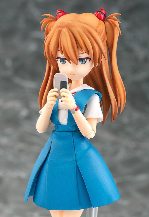 Parfom R! Asuka Shikinami Langley School Uniform Ver