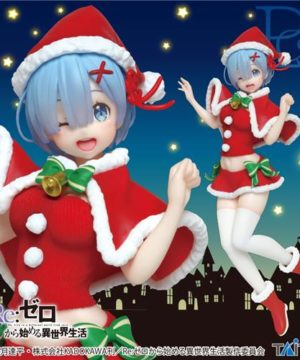 Re Zero REM Original Winter Ver Precious Figure