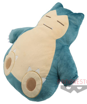Snorlax Large Plush Cushion
