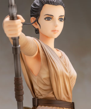 Star Wars - Rey Descendant of Light ARTFX Statue