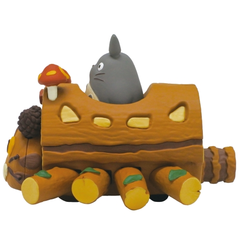 Totoro Handmade Cat Bus Pull Back Collection