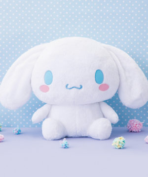 Cinnamoroll Pastel Colour Big Plush