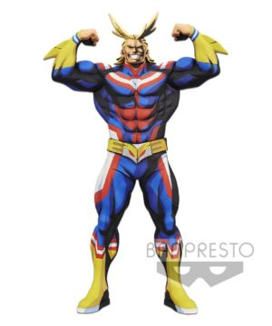 Grandista All Might Manga Dimensions