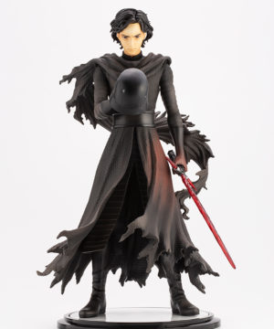 Kylo Ren Cloaked in Shadows ARTFX