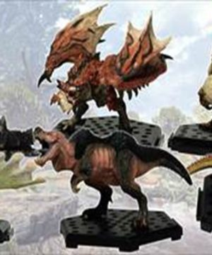 Monster Hunter Figure Builder Vol. 9 - Single