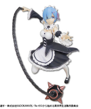REM Morning Star Figure