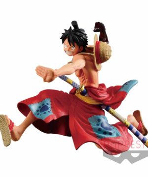 Battle Record Collection Luffy