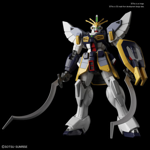 HG Gundam Sandrock
