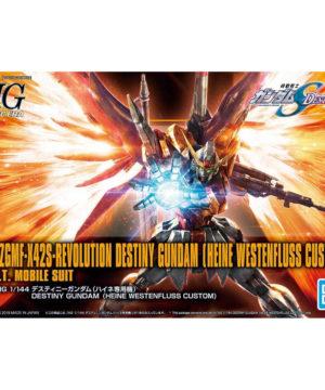 HGCE Destiny Gundam Heine Westenfluss Custom