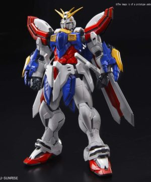Hi-RESOLUTION MODEL GOD GUNDAM
