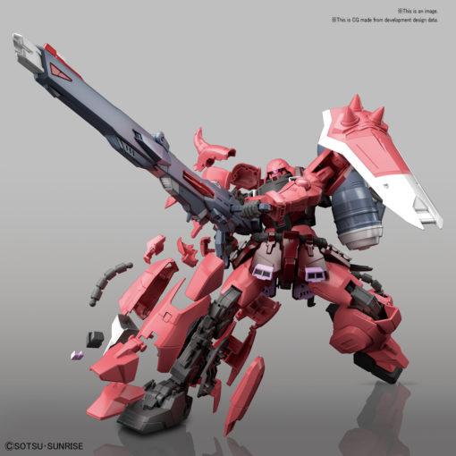 MG Gunner Zaku Warrior
