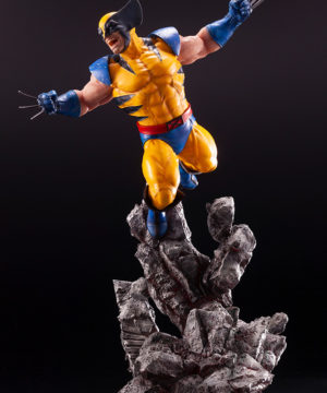 Marvel Universe X-MEN Wolverine Fine Art Statue