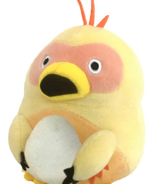 Monster Hunter Soft & Springy Plush Kulu-Ya-Ku