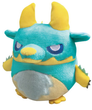 Monster Hunter Soft & Springy Plush Zinogre