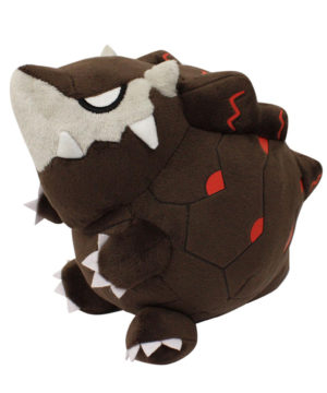 Monster Hunter World Plush Zorah Magdaros
