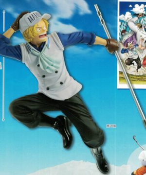 One Piece Magazine Figure Sanji
