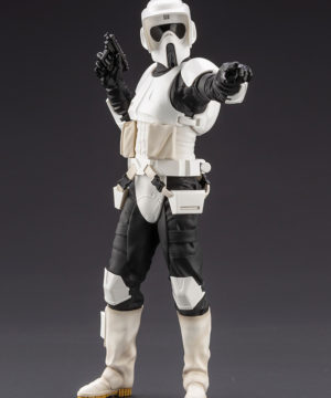 Return of the Jedi Scout Trooper ARTFX+