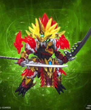 SD Sun Quan Gundam Astray
